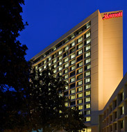 Nashville Airport Marriott - Nashville TN