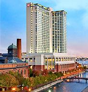 Baltimore Marriott Waterfront Md