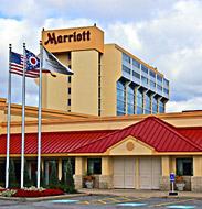Cleveland Airport Marriott - Cleveland OH
