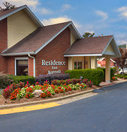 Residence Inn Charlotte South at I-77/Tyvola Road - Charlotte NC