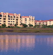 Marriott's Harbour Point and Sunset Pointe at Shelter Cove - Hilton Head SC