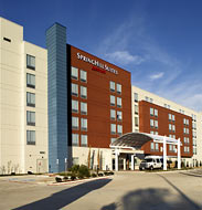 SpringHill Suites Houston Intercontinental Airport - Houston TX