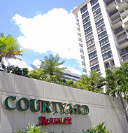 Courtyard Miami Coconut Grove - Miami FL