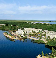 Key Largo Bay Marriott Beach Resort - Key Largo FL