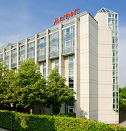 Munich Marriott Hotel - Munich Germany