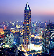 Tomorrow Square, Shanghai - Marriott Executive Apartments - Shanghai China
