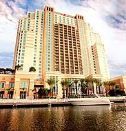 Tampa Marriott Waterside Hotel & Marina - Tampa FL