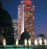 Montreal Marriott Chateau Champlain - Montreal Canada