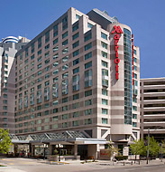 Toronto Marriott Downtown Eaton Centre Hotel Canada