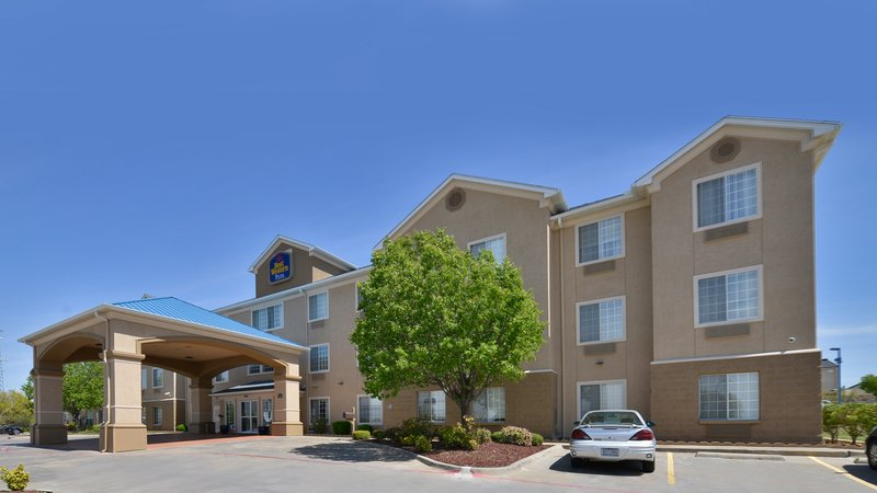 Best Western Plus Cutting Horse Inn & Suites - Weatherford Texas