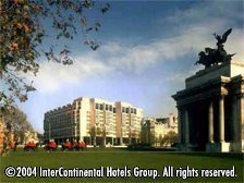 Intercontinental London Park Lane - London United Kingdom