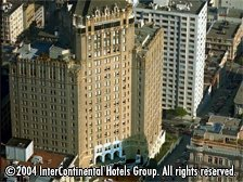 InterContinental Hotels Mark Hopkins San Francisco