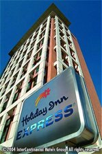 Holiday Inn Express Hotel Santiago, Chile - Santiago Chile